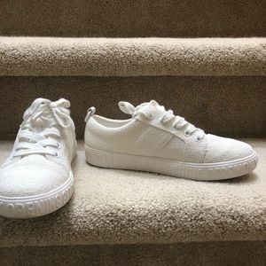 Opening Ceremony Women White Low-tops & Sneakers